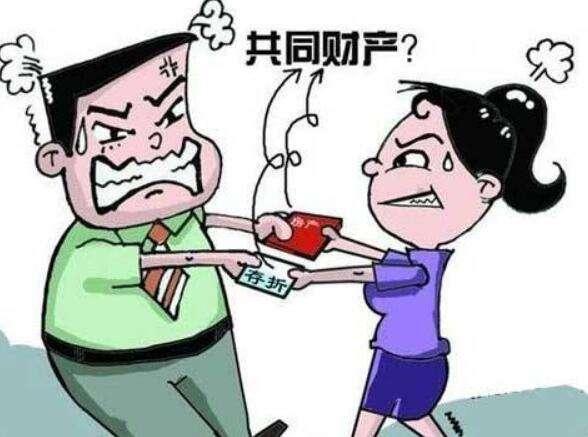 夫妻共同财产的分割原则