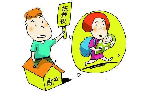 离婚女方怎么争取孩子的抚养权,孩子抚养费用如何分担?