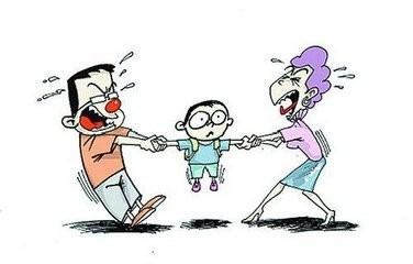 离婚争孩子抚养权