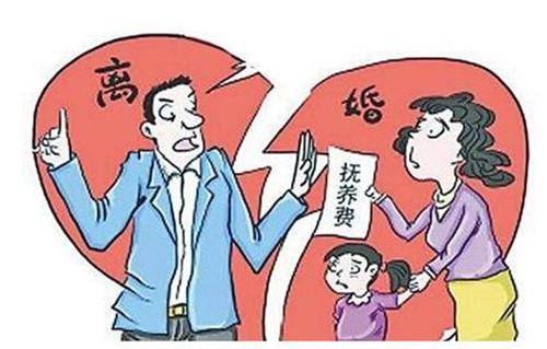 离婚子女抚养权怎么判