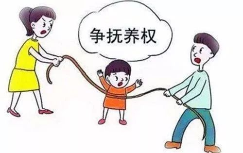 离婚后孩子的抚养权怎么判