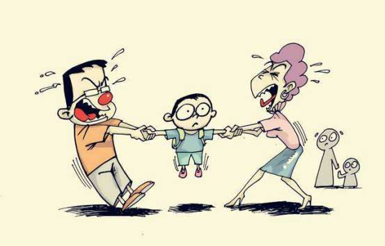 夫妻离婚孩子的抚养权