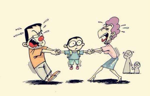 离婚后小孩的抚养权怎么判 争夺抚养权的技巧