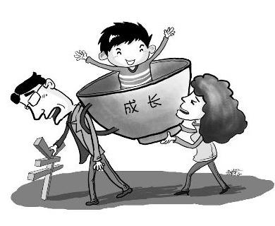 离婚孩子的抚养权怎么判