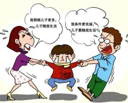如何变更孩子的抚养权