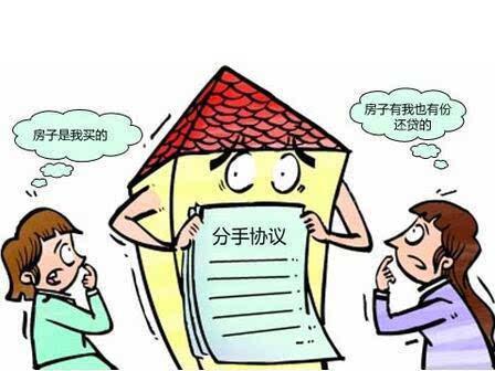 婚姻夫妻财产分割