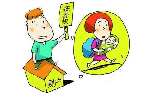 离婚孩子抚养权怎么判定标准