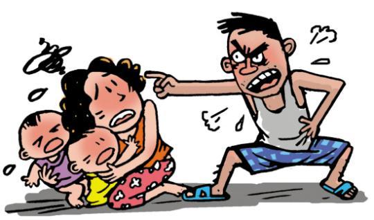 争取两个孩子的抚养权