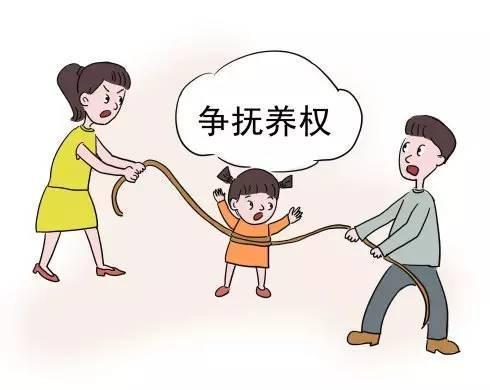 婚姻法子女的抚养权,让孩子得到应有的父爱与母爱