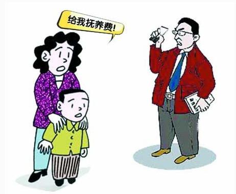 起诉离婚子女抚养权