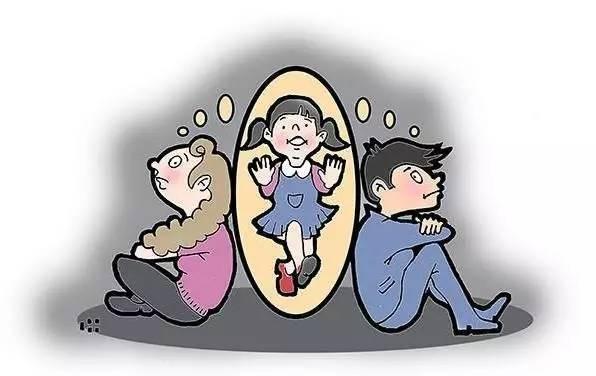 无抚养权一方对孩子的探视 有利于孩子的健康成长