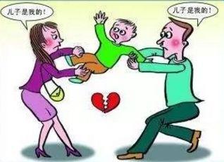 婚姻法子女抚养权