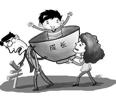 孩子变更抚养权