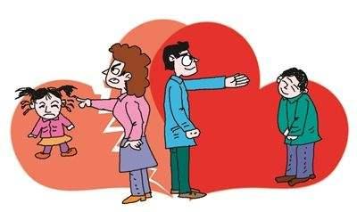 离婚孩子抚养权分配是个问题,这样分配会更好