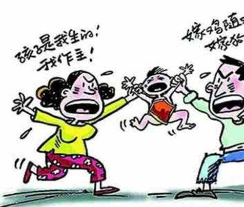 双方同意离婚孩子的抚养权归谁
