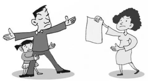 抚养权归谁有哪些不同的判定,你都知晓了吗?
