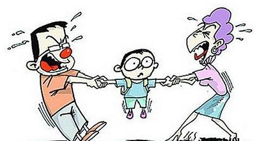 离婚后的孩子抚养权