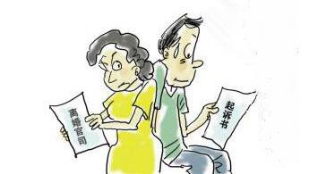 离婚起诉状标准范本
