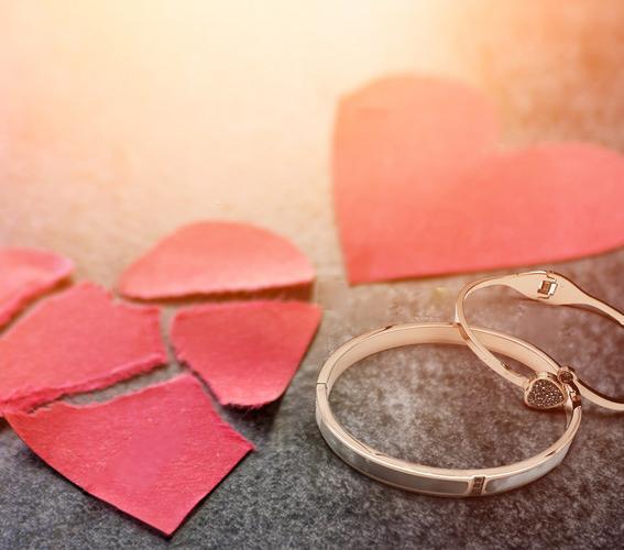 自愿离婚协议书