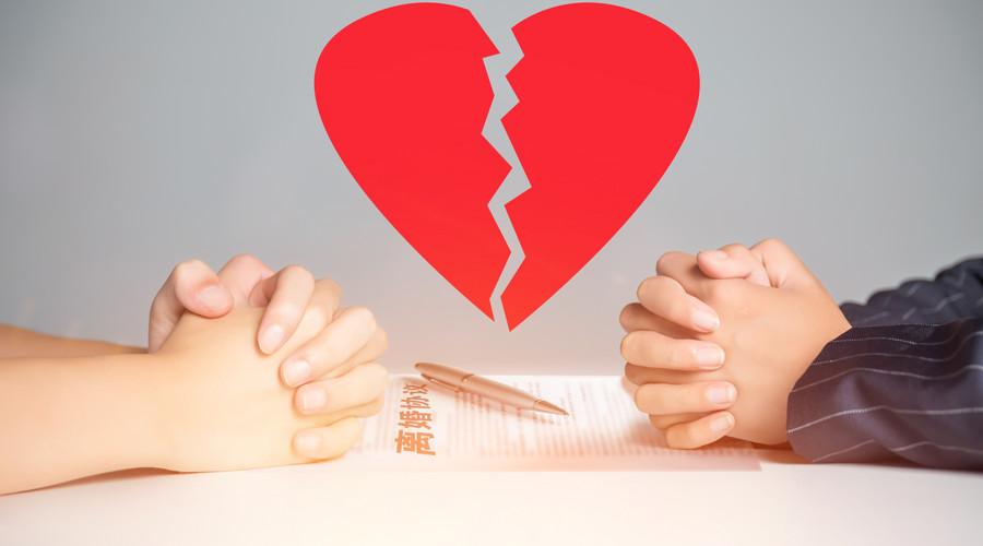 简单的离婚协议书范文