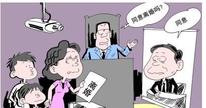 婚姻官司律师咨询