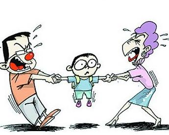 离婚时候孩子抚养权