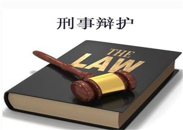 刑事辩护状