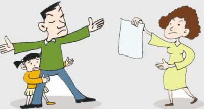 离婚后去法院起诉,孩子的抚养权怎么判呢?
