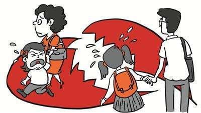新婚姻法离婚分配