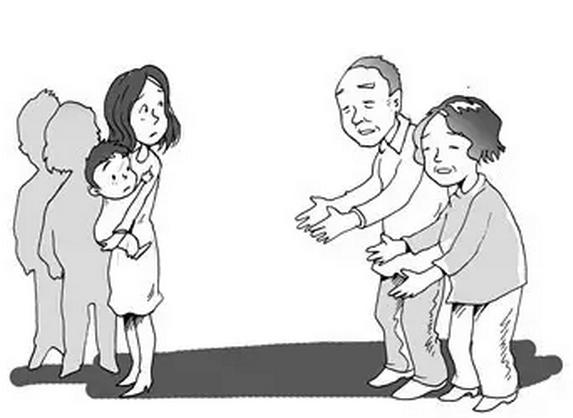 夫妻离婚孩子抚养权的判定标准,孩子成长环境有决定性