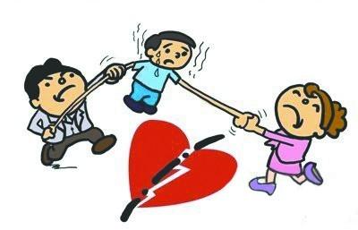 新婚姻法子女抚养权