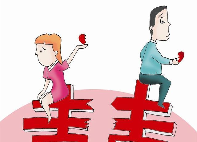 离婚协议书样板