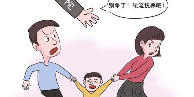 离婚之后孩子抚养权