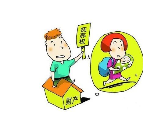 小孩的抚养权重要吗
