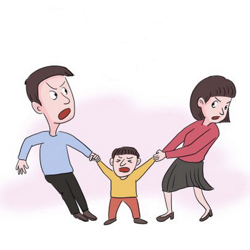 孩子抚养权更改