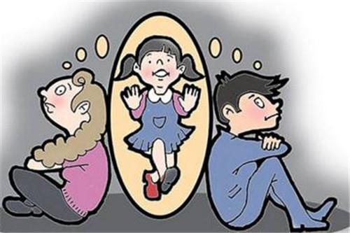 离婚子女抚养权争夺