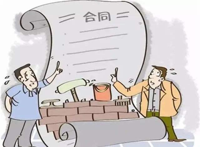 建设施工合同纠纷案件的分类都包含哪些呢?